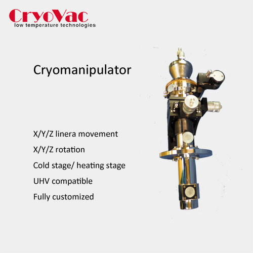 Cryostat Sample Manipulator