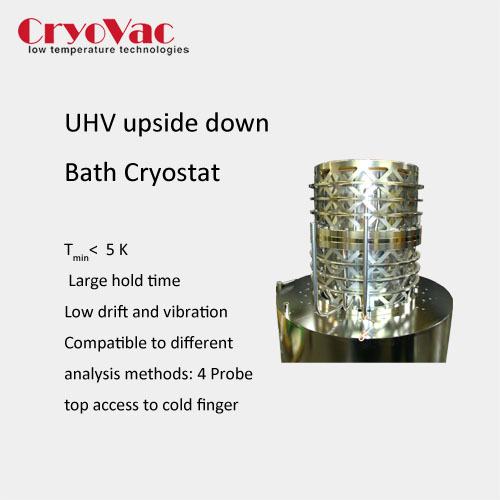 Customized Cryostat